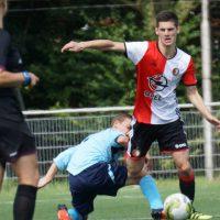 Feyenoord te sterk voor Boys-jeugd