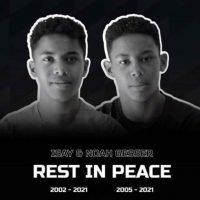 In memoriam: Isay en Noah Gesser