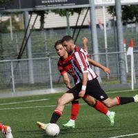 Alphense Boys 1 pakt eerste competitieoverwinning